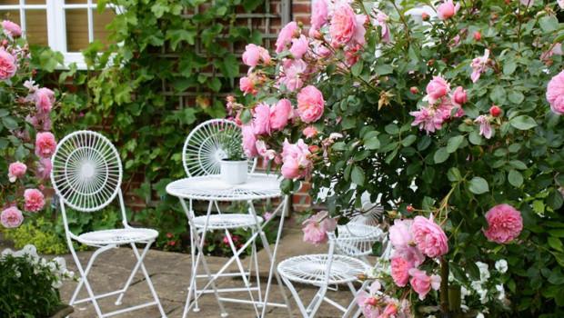 Как да създадем градина в английски стил