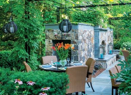 Холандски стил в градината - как да го постигнем