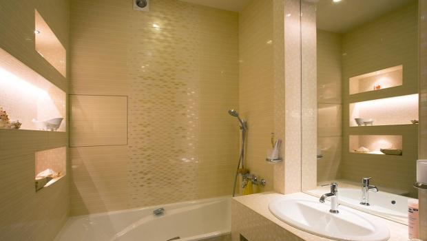 Модерни малки бани