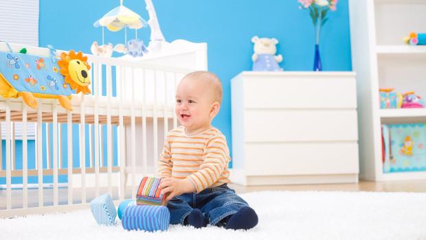Да осигурим здравословен микроклимат в детската стая