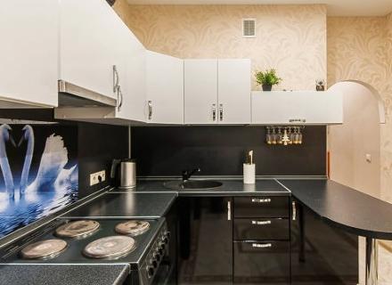 Барплот отлично решение за малка кухня