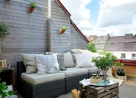 Модерен и уютен тавански апартамент