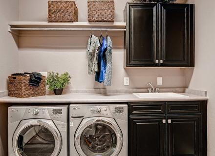 Идеи за организация на пералното помещение