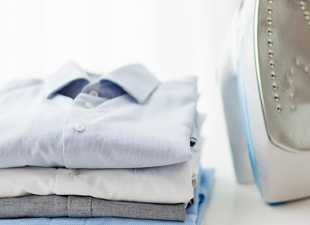 Трикове за перфектно изгладени дрехи