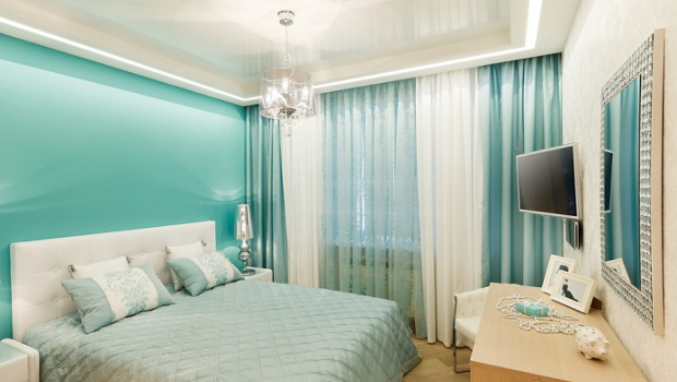 Завеси и щори за спалнята - какво да изберем