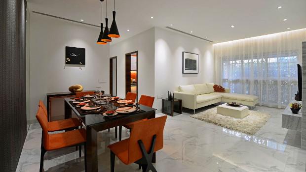 Модерен апартамент, излъчващ лукс и комфорт