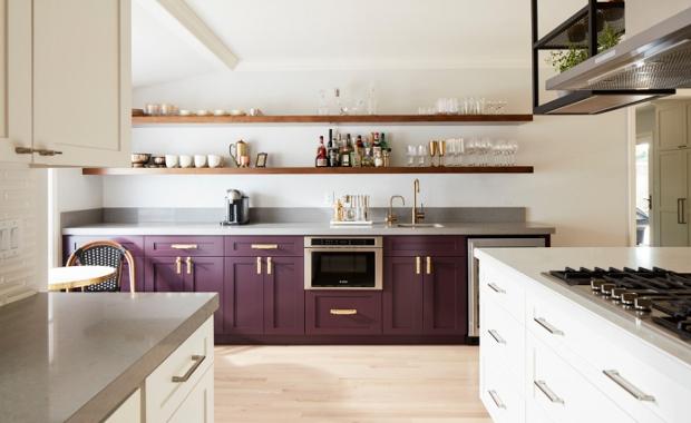 Как да използваме лилавият цвят в кухнята Www