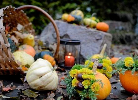 Есенна украса за двора