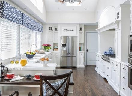 Пердета и щори в кухнята - актуални тенденции за 2018 година