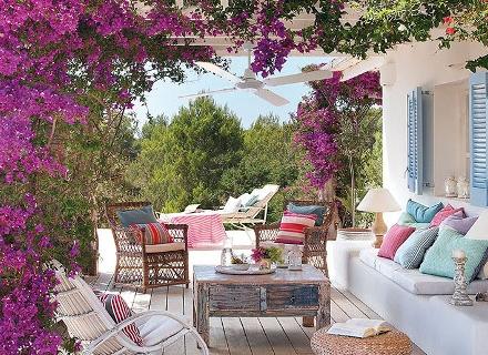 Къща в Испания с невероятна градина