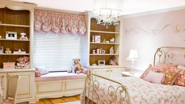 Невероятни идеи за детска стая за момиченце