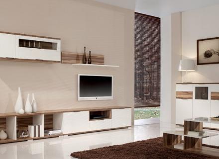 Преобразете дневната с нова и модерна секция
