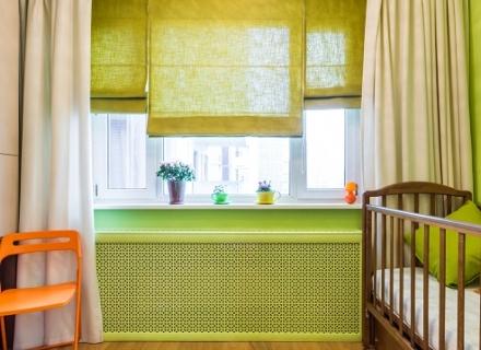 Как да скрием радиаторите у дома