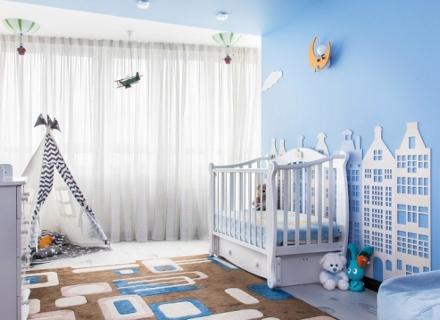 Как ще изглежда модерната детска стая през 2018 година
