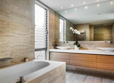 Да направим голямата баня стилна и уютна