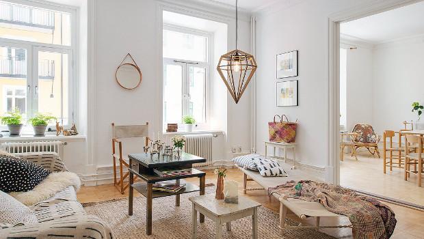 Уютен и практичен швейцарски апартамент