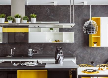 Тапети в кухнята - идеи за 2018 година