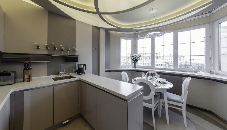 Когато балконът стана част от кухнята