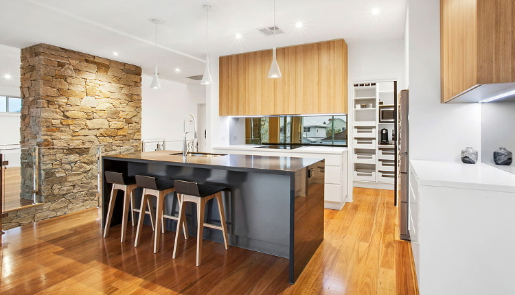 Камъкът като акцент в кухнята
