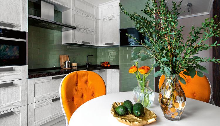Слънчев апартамент с екзотични нотки