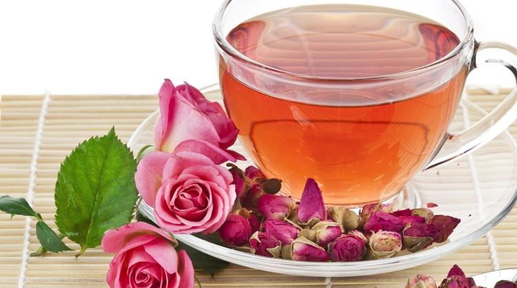 Розовият цвят - от градината в домашната аптека