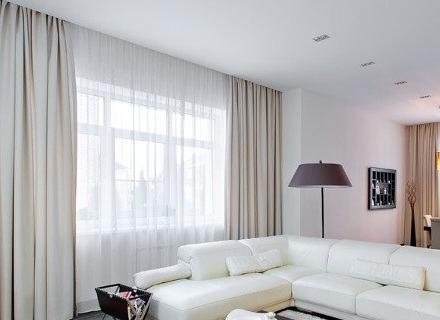 Белият диван - предизвикателство или практично решение?