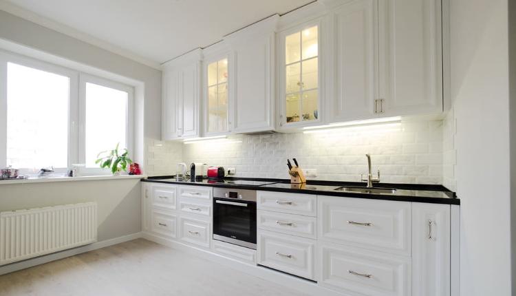 Всичко за бялата кухня