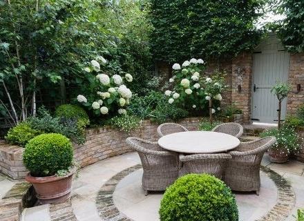 Как да оформим малката градина