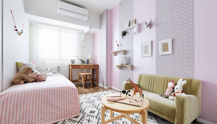 Как да организираме малката детска стая