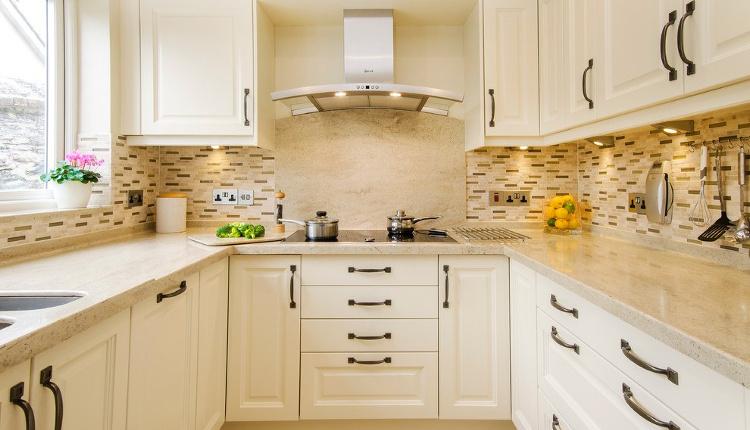 Как да направим малката кухня по - комфортна