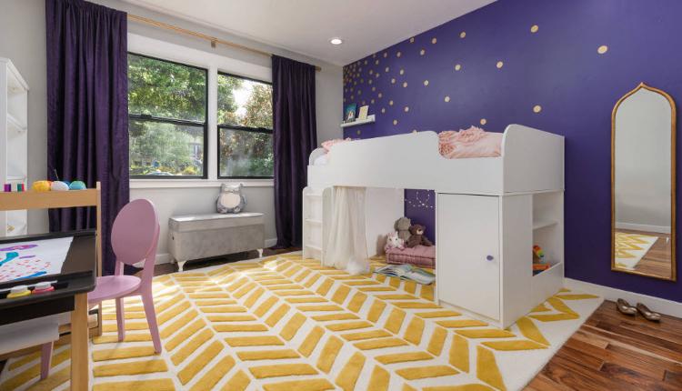 Идеи за килими в детската стая
