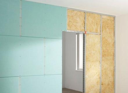 Как да изградим преградна стена от гипсокартон