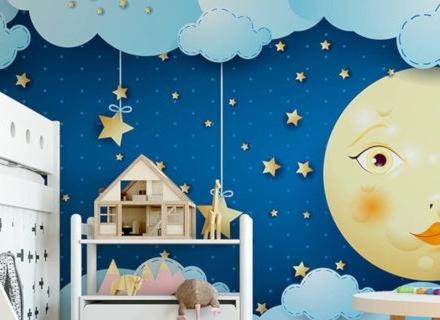 Фототапети за детска стая - да изберем тематика