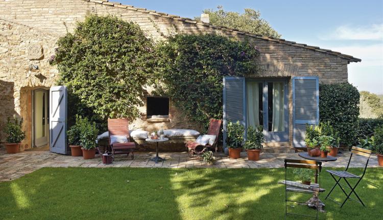 Градина в испански стил - приказка без край