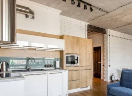 Диванът в кухнята - избор на модел, дамаска, дизайн и разположение