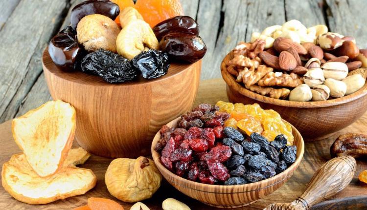 Тайната на сушенето на плодове в домашни условия