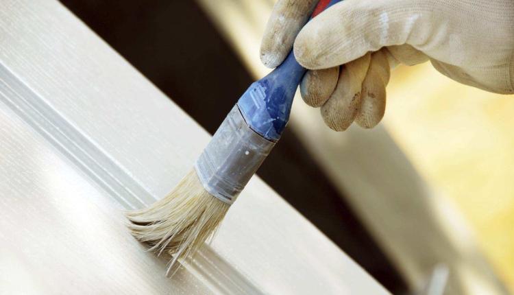Правила при боядисване на дървена дограма