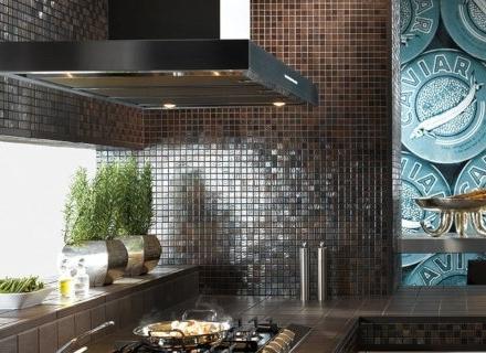 Плот от керамични плочки в кухнята и банята