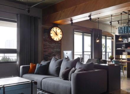 Планиране и обзавеждане на едностайно жилище в стил лофт