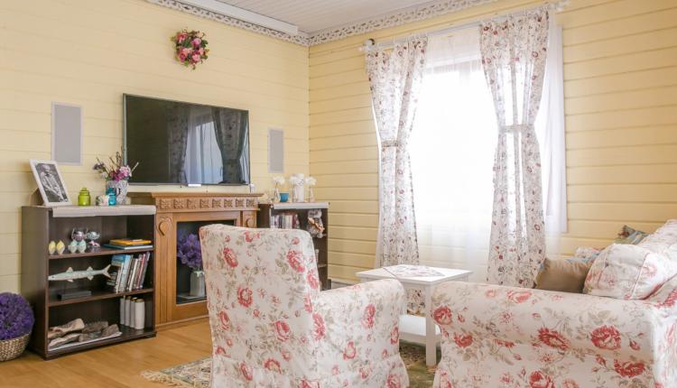 Реставрация на стара къща, превърната в уютен дом