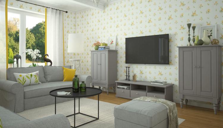Слънчева къща в стил прованс за голямо семейство