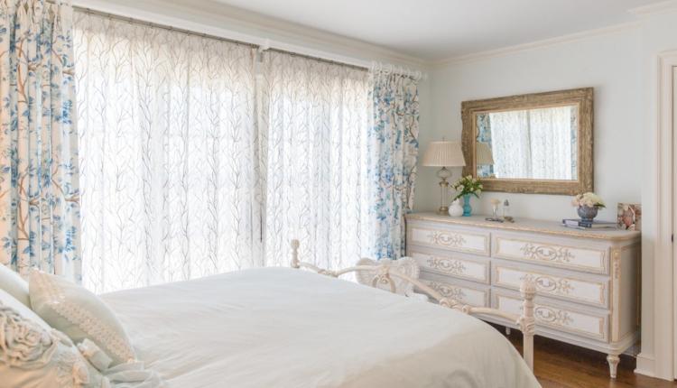 Огледало в спалнята - разположение и дизайн