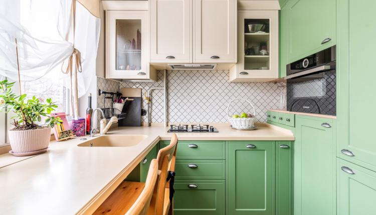 7 промени в кухнята, които може да направите за един уикенд