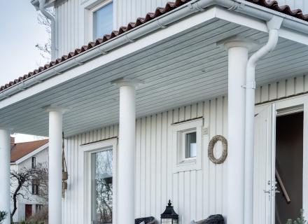 Къща 150 кв.м. с модерен интериор и великолепна веранда