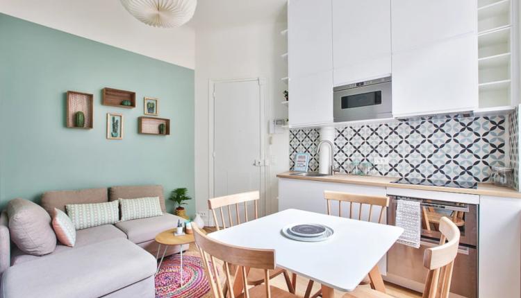 Кухня в скандинавски стил - модерни решения