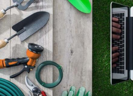 Грижа за градината с качествени инструменти от profimag.bg