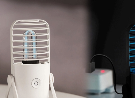 Ултравиолетови лампи за дезинфекция - безопасни ли са в домашни условия