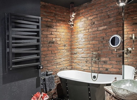 Баня в стил лофт