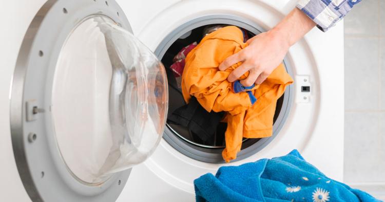 Как да почистим пералнята
