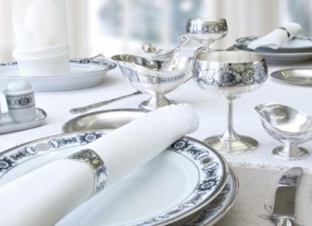 Домашни средства за почистване на сребро